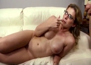 Mommy takes it up the ass for the first time