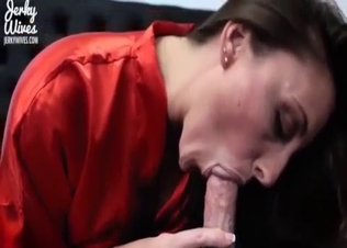 POV pussy pounding with the horniest mommy ever