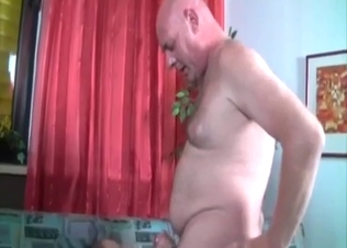 Young slut forced to fuck her old-ass dad
